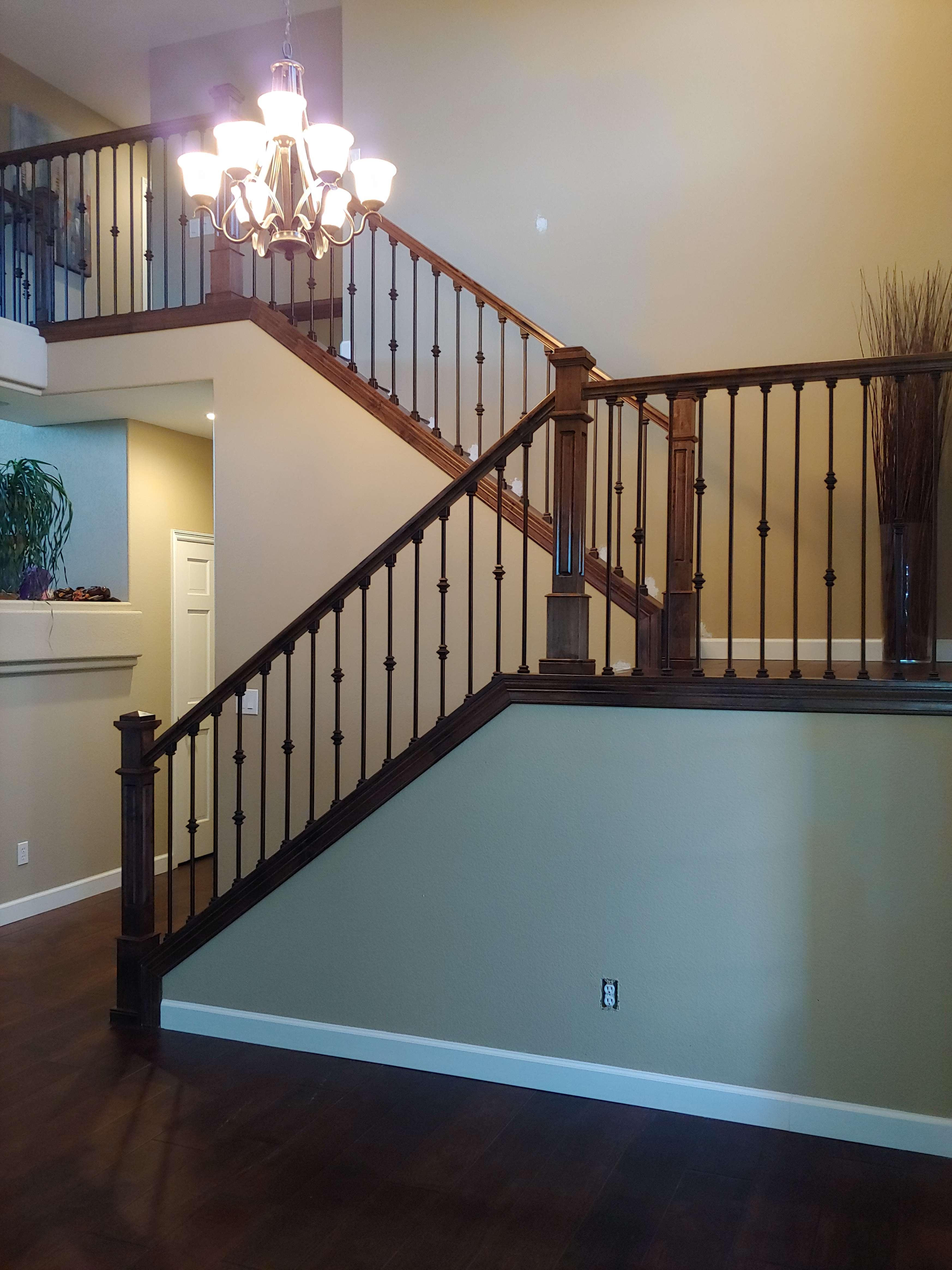 Stair Railings Installation | Littleton, Castle Rock ...